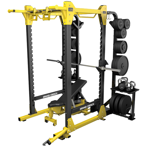 HD Elite Stand Alone Racks